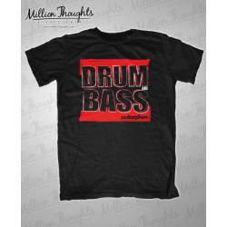 Drum and Bass - Shirt - Unisex
