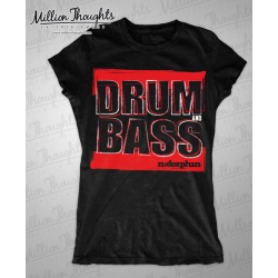 Drum and Bass - Shirt - Woman