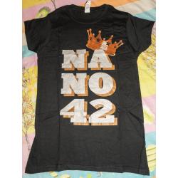 Nano42 Krone - Shirt - Woman