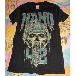 Nano42 Schädel - Shirt -...